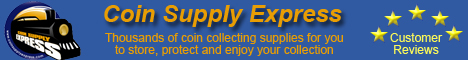 Coin Supply Express Coin Collecting Supplies