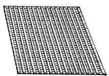 Lath Screen for Shading Beds