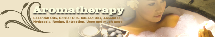 Aromatherapy - Essential Oil Extraction Processes - Solvent Extraction