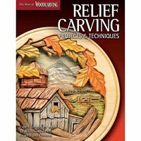 Relief Carving Book